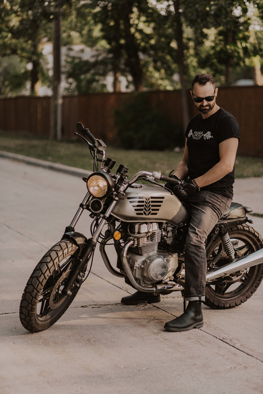 Marc's Ride | #TheMotoSocialWINNIPEG