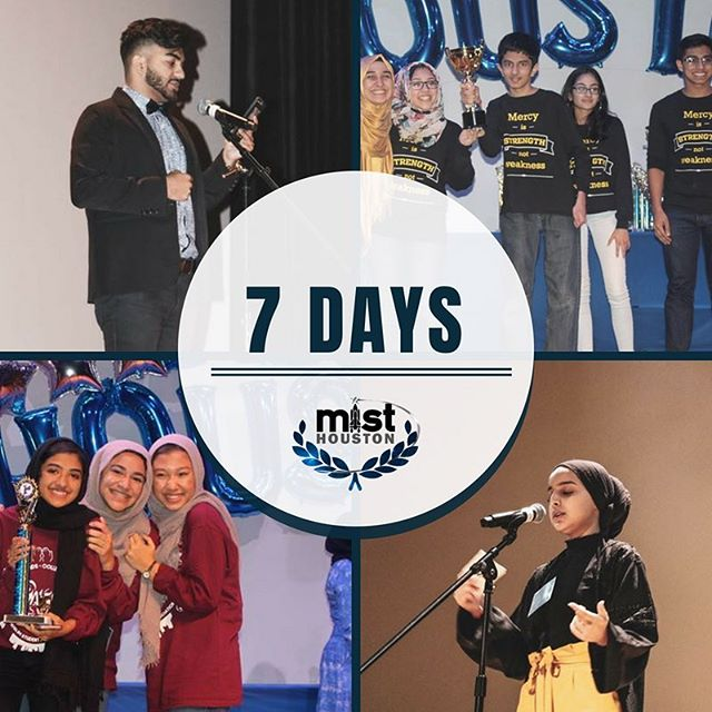 Just 1 week till H-town takes over @mist.newyork !! We can't wait to take our talented group of students and show the other regions what Houston is all about! #htownholditdown #MISTNationals2018