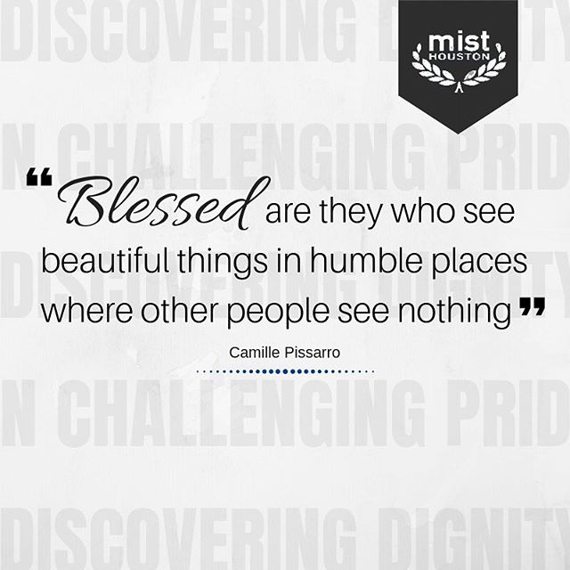 Inspo Friday... contemplate... comment something that you find beautiful, that you feel most people overlook or look down at! There is beauty in everything and everyone, you just have to find it. #inspofriday #mist2019 #misthouston2019 #fridayinspiration