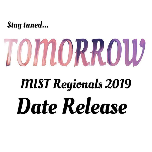 🚨DATE RELEASE coming soon!🚨 ARE YOU AS EXCITED AS WE ARE?!? Stay tuned... #misthouston2019 #misthouston2k19