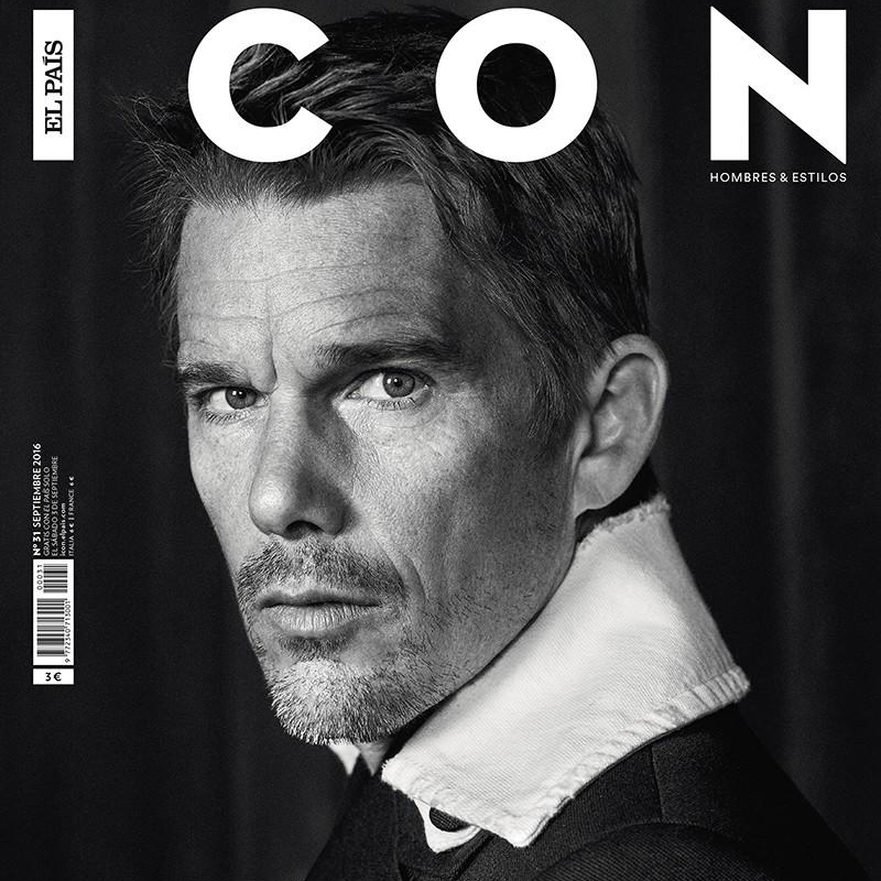 ICON EL PAIS COVER| SEPTEMEBR 2016