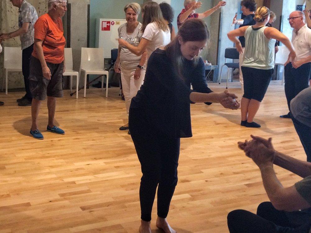 Dance for Health Rotterdam, guest class