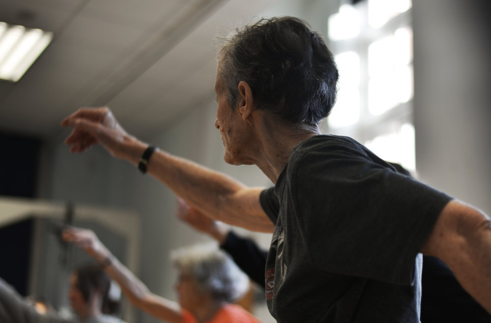 Dancing with Parkinson's at NHNN