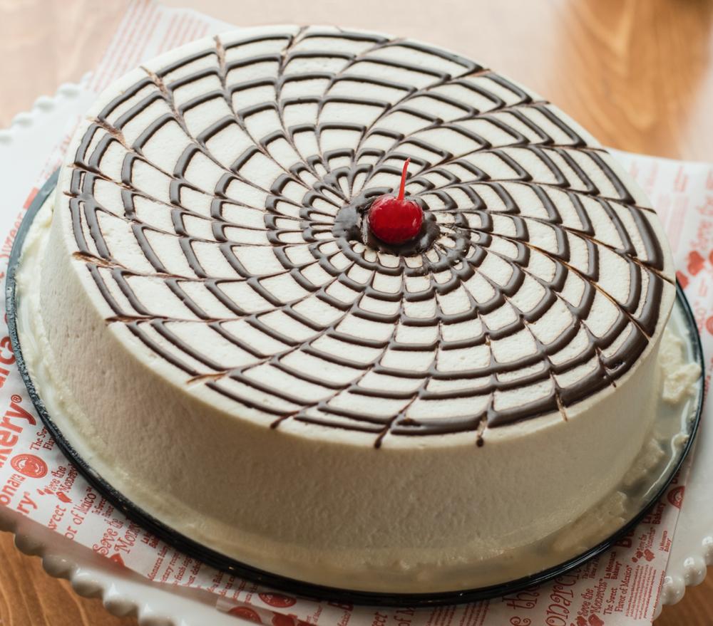 Tres Leches Cake La Monarca Bakery