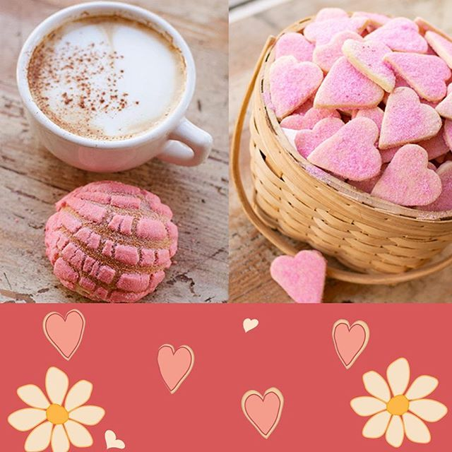 We're incredibly excited for Valentine's Day! Swipe right to check out our sweet treats ☺️💗