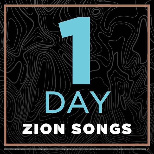 Tomorrow, after months of writing, recording, and mixing, we're finally releasing Zion Songs to the world! Check out our new website tomorrow to stream and download it. Link in the bio.