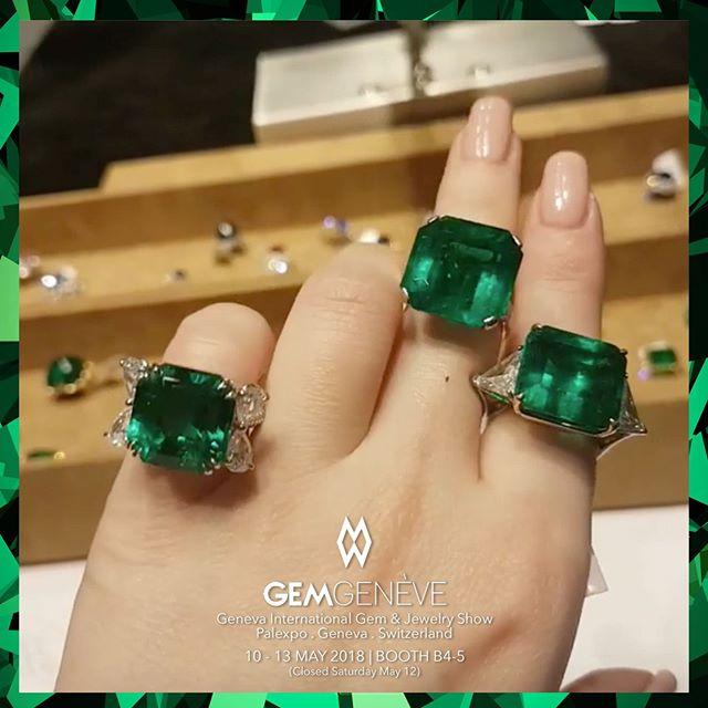 Looking Forward To Seeing You In Geneva This Week! Booth B4-5 | May 10-13 #GemGeneve2018 #GemGeneve #BestInTheWorld #OnlyAtJosephGad #Emeralds #Colombian #ColombianEmerald #VividGreen #Certified #FineGems #Emerald #Luxury #Jewelry #FineJewelry #HighFashion #HighJewelry #HauteCouture #HauteJoaillerie #Fashion #Jewelry #JosephGad #PreciousGems #TheMostAmazingEmeraldsInTheWorld #KingOfEmeralds