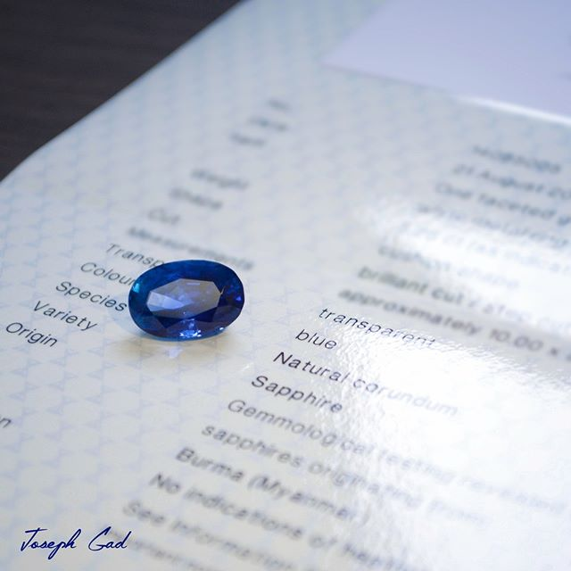 Amazing 10ct Unheated Sahhpire  #WeDoSapphiresToo #Sapphire #Certified #FineGems #Blues #burma #noheat #Luxury #Jewelry #FineJewelry #EmeraldCut #HighFashion #highjewelry #HauteCouture #HauteJoaillerie #Fashion #Jewelry #JosephGad #PreciousGems #TheMostAmazingEmeraldsInTheWorld #KingOfSapphires