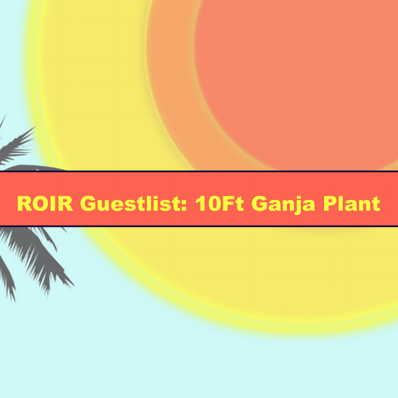 Curated by Nate Silas Richardson - 10Ft Ganja Plant's lead guitarist Nate Silas Richardson has curated an exclusive playlist featuring some of his favorite tunes!  Click the cover to listen!