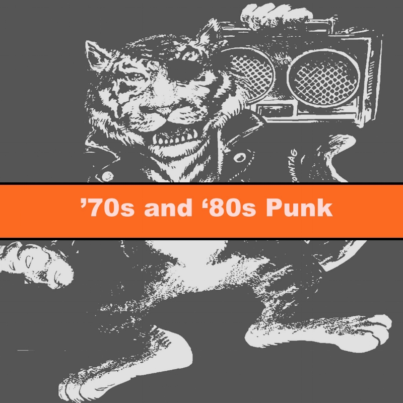 Featuring: - Dead Kennedys, Even Worse, Black Flag, Germs, Agnostic Front, Sick Of It All, Kraut, The Stooges, JFA, Sex Pistols, Johnny Thunders, Negative Approach, Dictators, Bad Brains, MC5, Minor Threat, The Mad, The Saints!