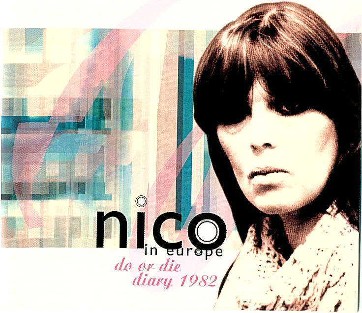Nico - July 18th, 2018 marked the 30th Anniversary of 60s' and 70s' supermodel, singer and pop icon Nico's death. This year, a film titled Nico, 1988 will also be released. More about the film can be read here.In 1982, we released a cassette tape of live tracks from Nico's 1982 European and London tour. Songs from her albums