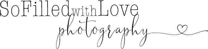 So Filled with Love Photography