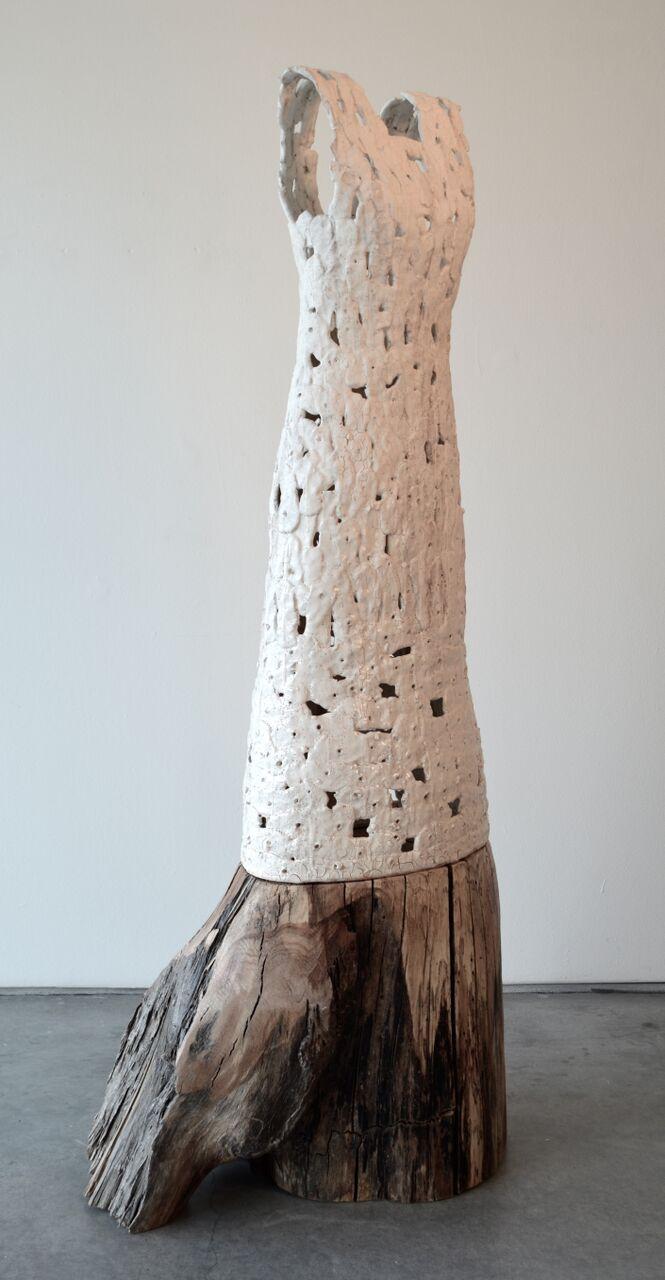 Baby - Material: Ceramic, WoodDimensions: 84