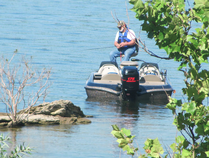 Take a guided fishing trip on either Pomme de Terre Lake or Stockton Lake.