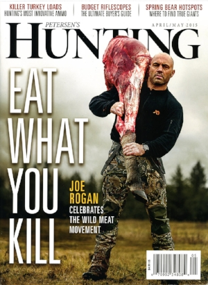Joe Rogan Moose Hunt