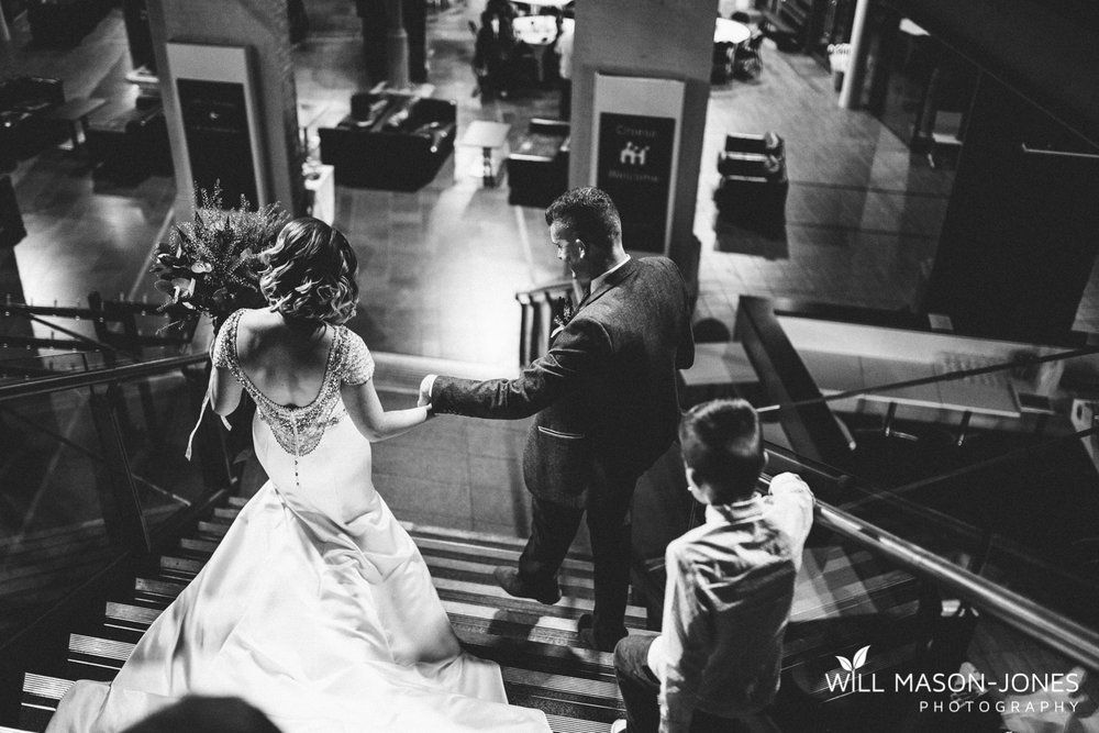 Swansea National Waterfront Museum Wedding Photography