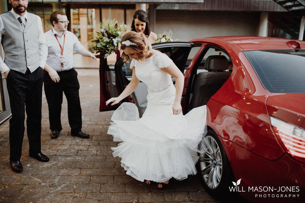 national waterfront museum swansea wedding photographer