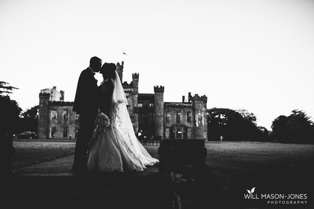 sunset couple portraits at hensol castle wedding photographer cardiff