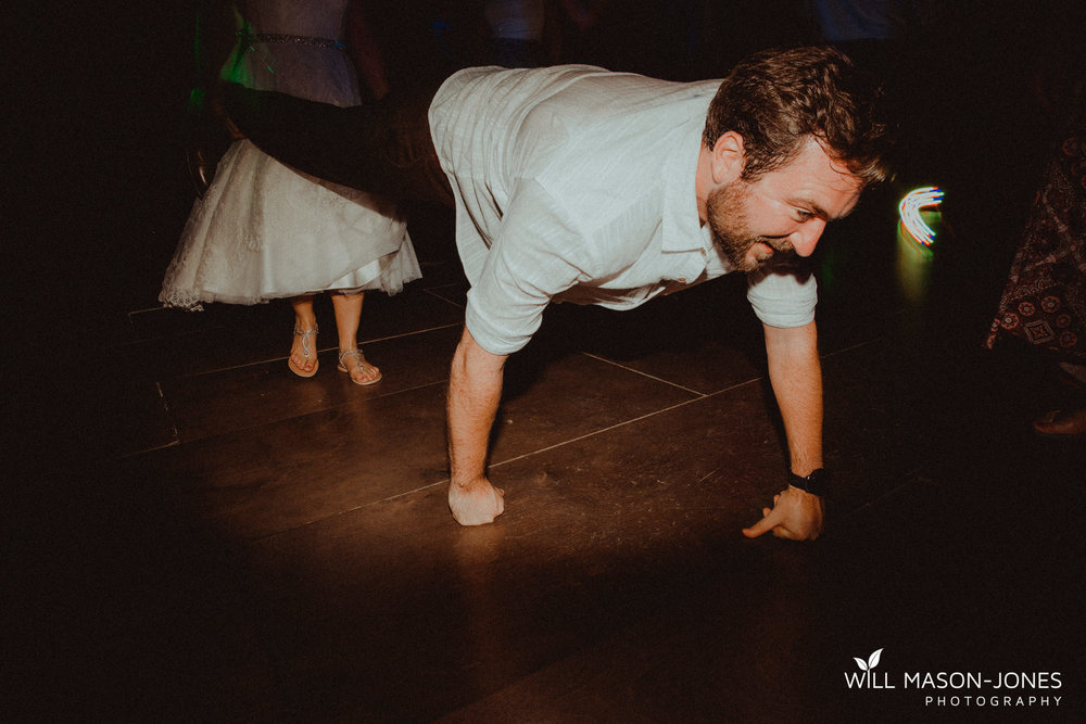 pen y banc farm wedding evening ceilidh dancing tipi photography