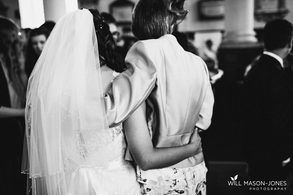 worcester all saints church documentary wedding photography