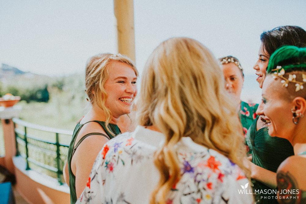 birdal preparations agios stefanos corfu greece destination beach wedding photography