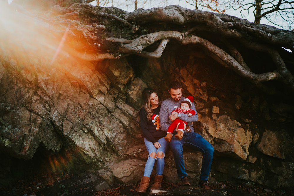 Family Sessions - £250