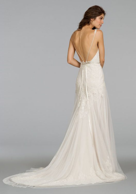 ALVINA VALENTA Style 9405. Was $3465, Now $2600