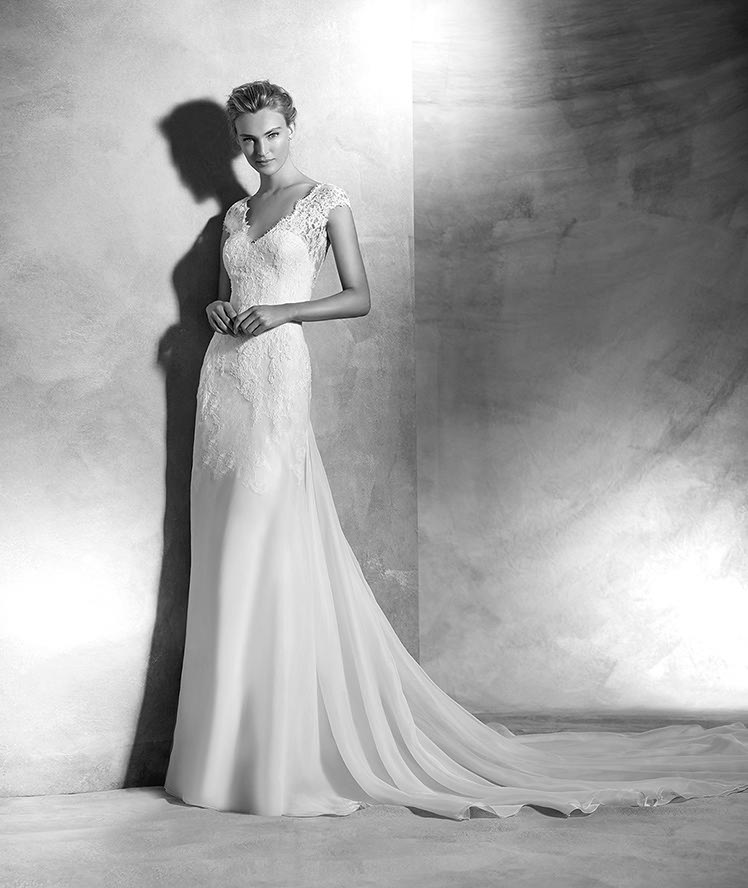 PRONOVIAS ATELIER Vital - Was $3,520 Now 50% off