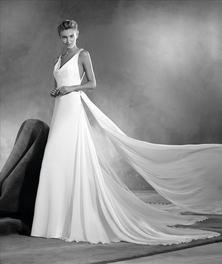 PRONOVIAS ATELIER Einara - Was $3,660 Now 50% off