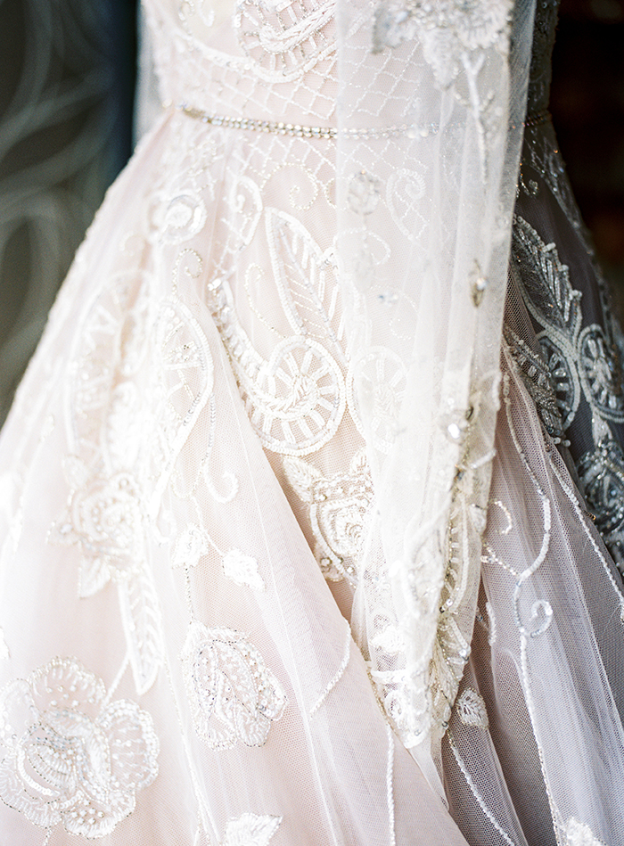 The Dress a Bridal Designer Wears on her Wedding Day