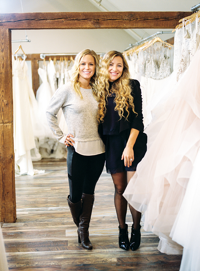 The Dream Team - Hayley Paige and Haute Bride