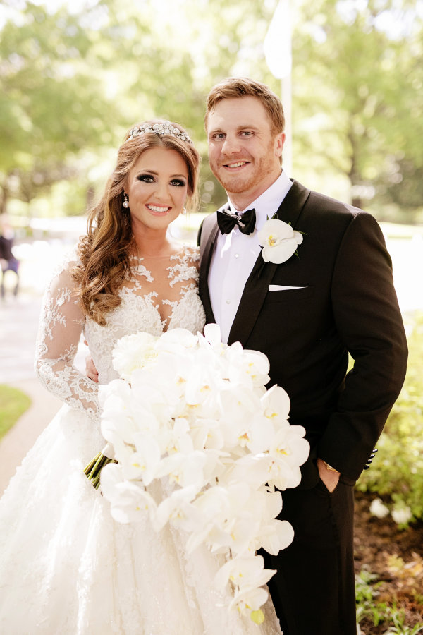 Collins Tuohy Ties the Knot