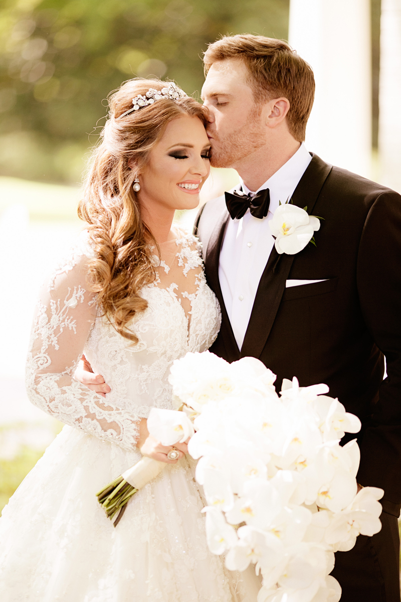 Black Tie Southern Wedding Style