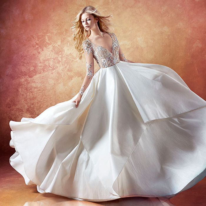 Hayley Paige Collins Wedding Dress