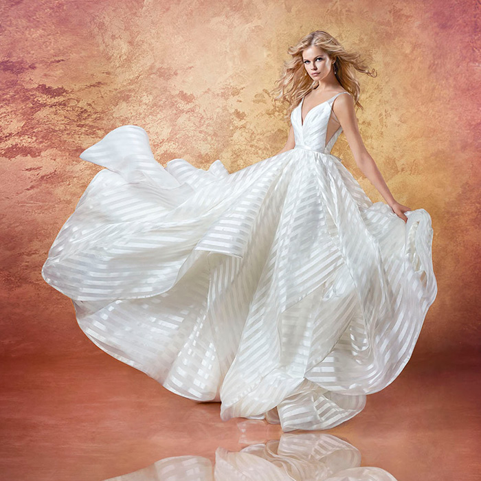 Hayley Paige Decklyn Wedding Dress