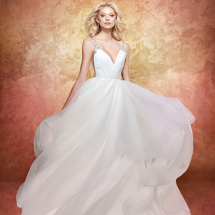 Hayley Paige Dare Wedding Dress