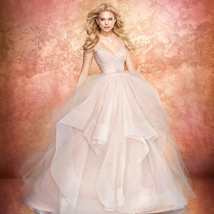 Hayley Paige Chandon Wedding Dress
