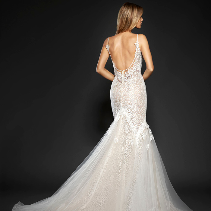 Hayley Paige Rae Wedding Dress