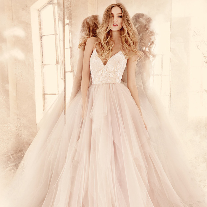 Hayley Paige Nicoletta Wedding Dress
