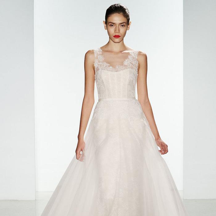 Amsale Bridal Rae