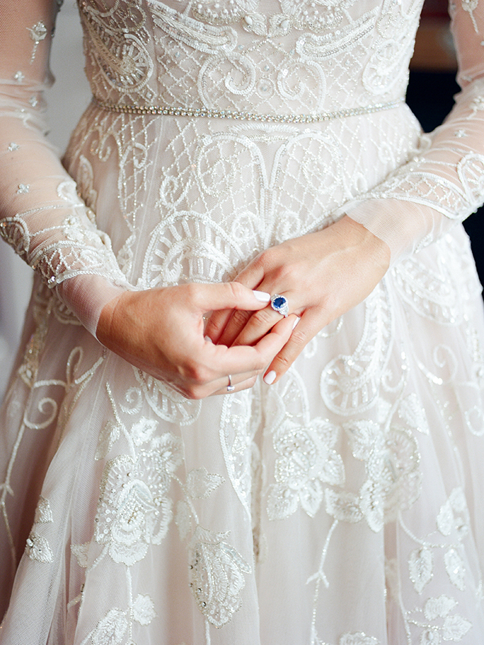 Crystal Beaded Wedding Dress from Hayley Paige