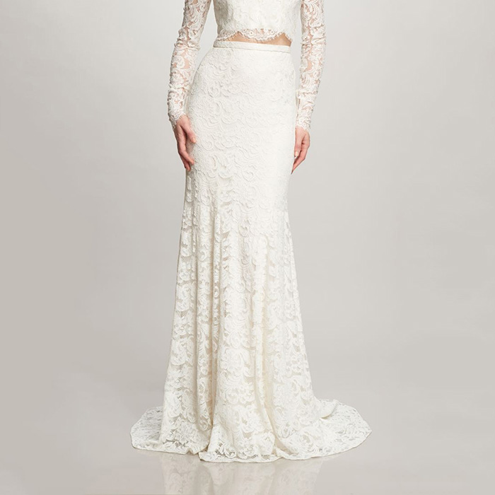 Theia Bridal Ines Skirt - Mix and Match