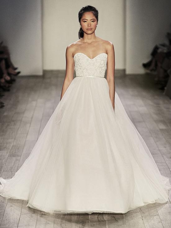 ALVINA VALENTA Style 9604. Was $3350