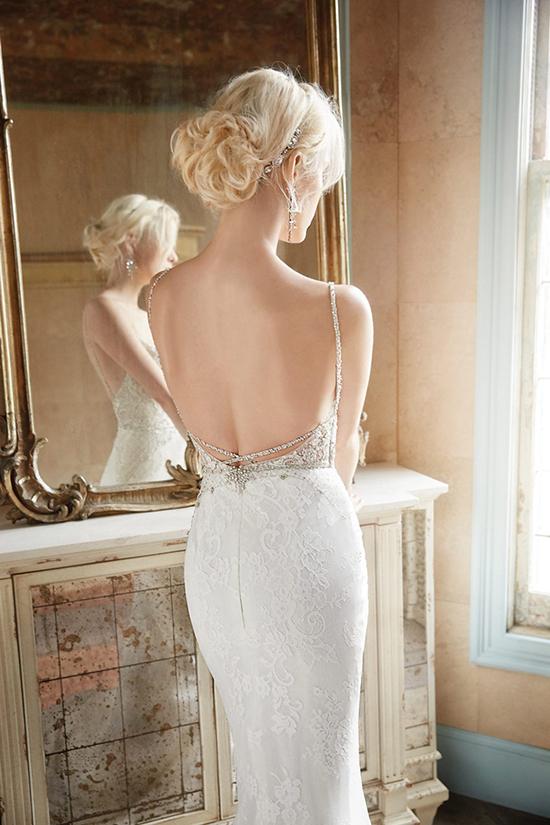 ALVINA VALENTA Style 9615 - Was $3880