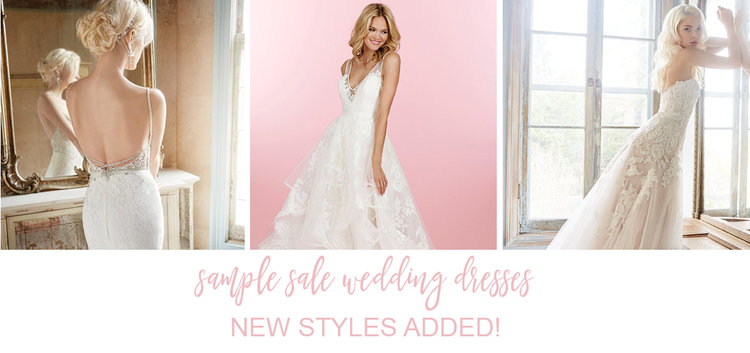 Sample sale wedding dresses at haute bride san francisco bay rsvp 408 827 4775 or request an appointment to try on available off the rack gowns junglespirit Images