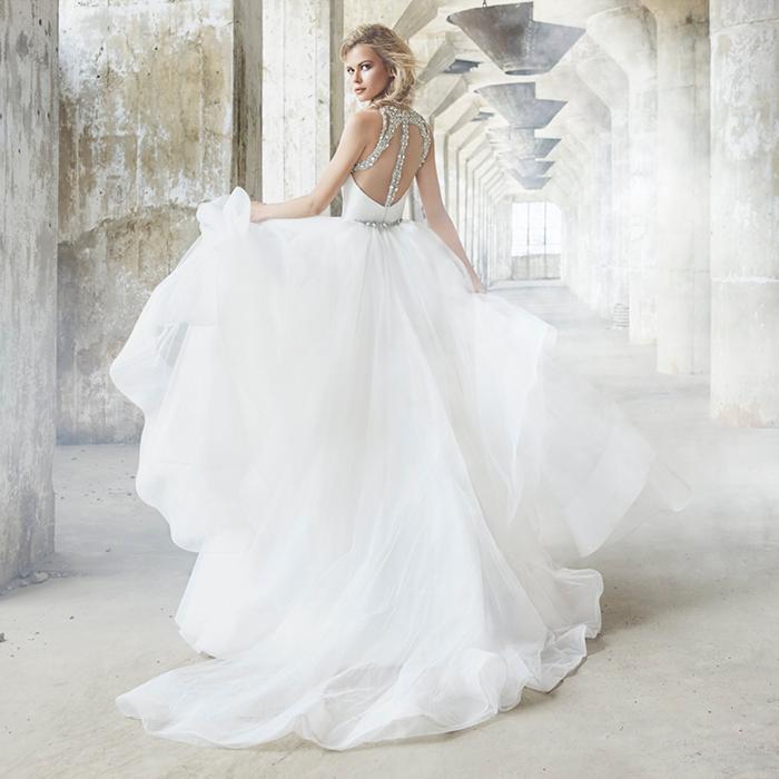 Hayley Paige Fall 2017 Sloane Wedding Dress