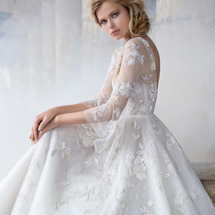 Hayley Paige Fall 2017 Rogers Wedding Dress