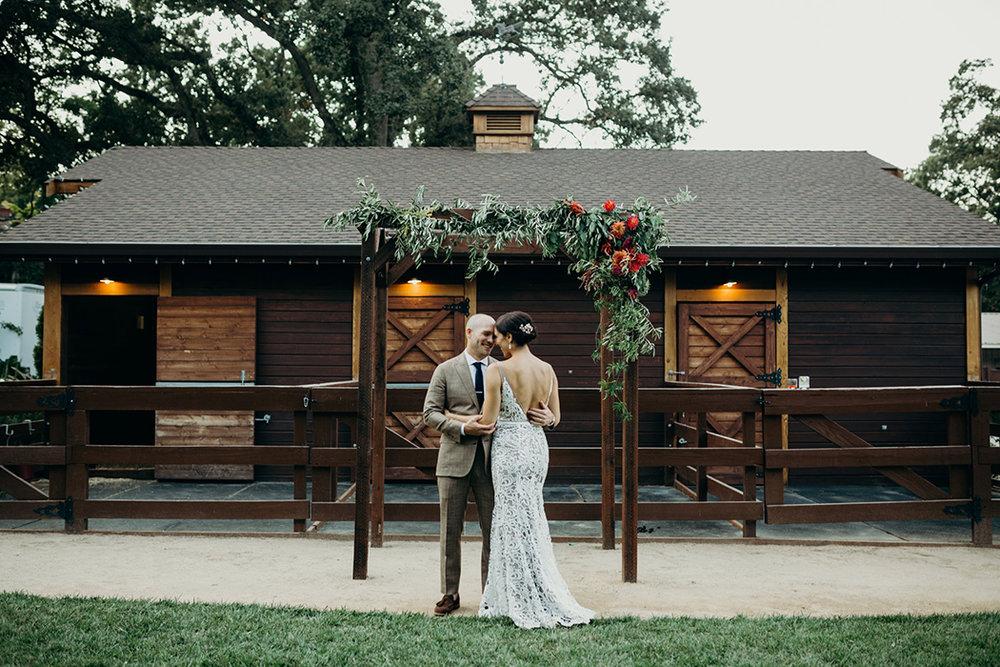 Romantic Private Estate Wedding