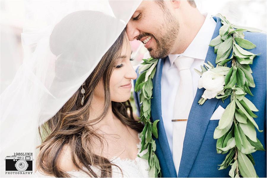 Romantic California Chic Wedding Day