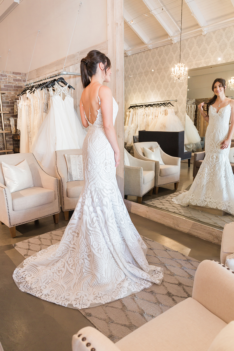 Haute Bride Wedding Dress Experience